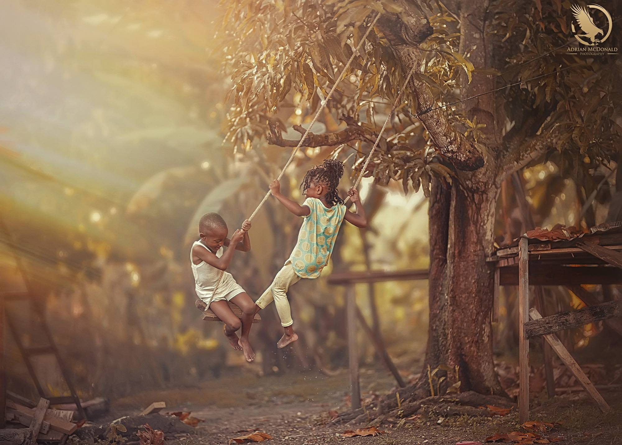 Magical Photos Of Children